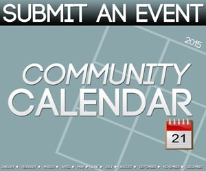 Community Calendar Submissions
