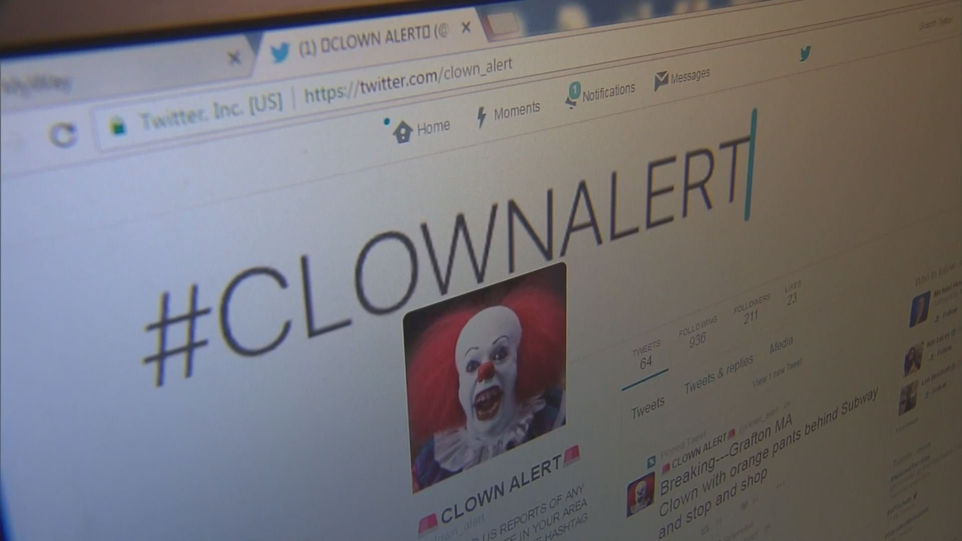Winnipeg clown says creepy clowns giving clowns a bad name