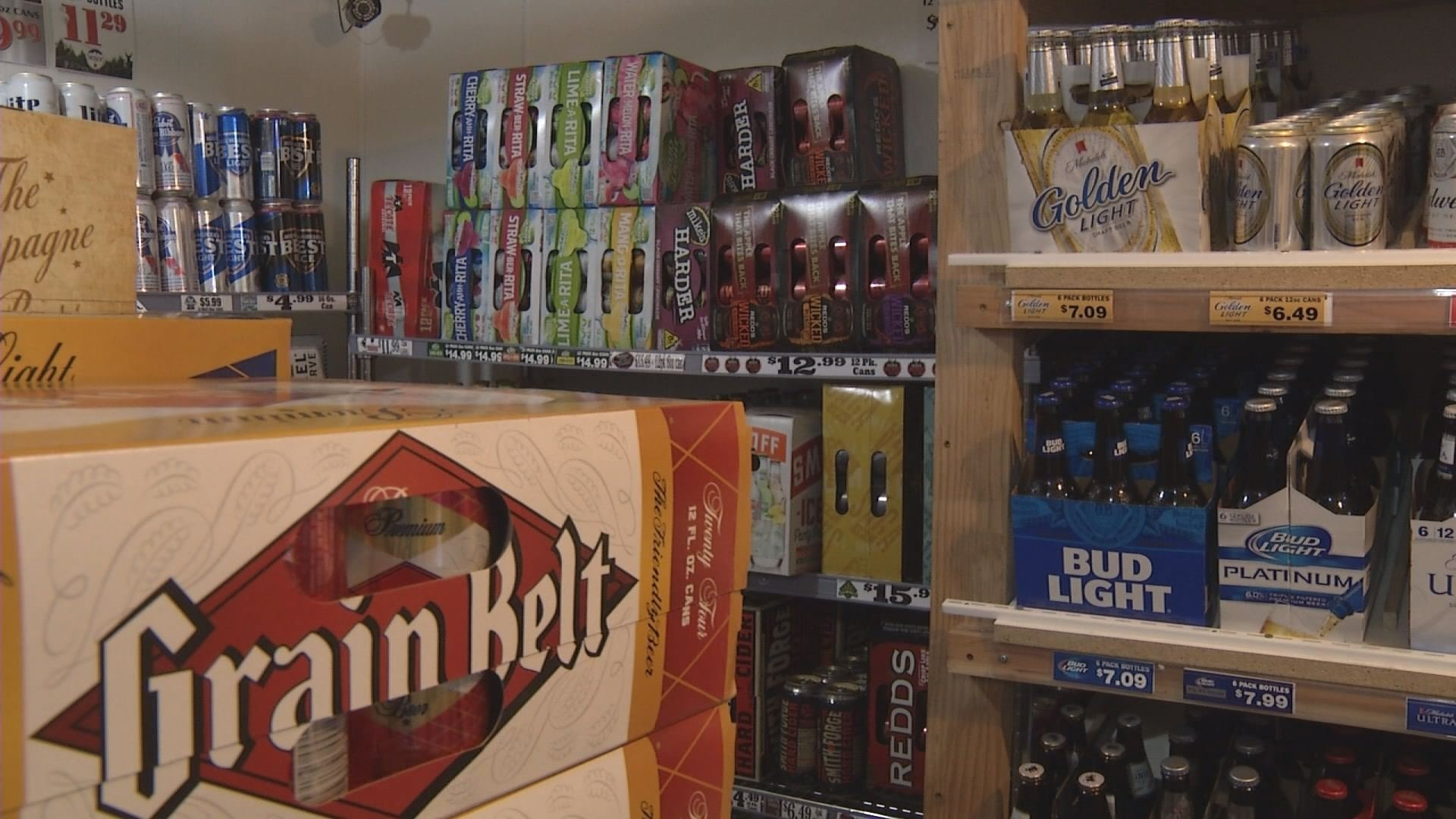 House Approves Sunday Liquor Sales