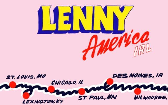 Lena Dunham plans to take feminist Lenny Letter on the road