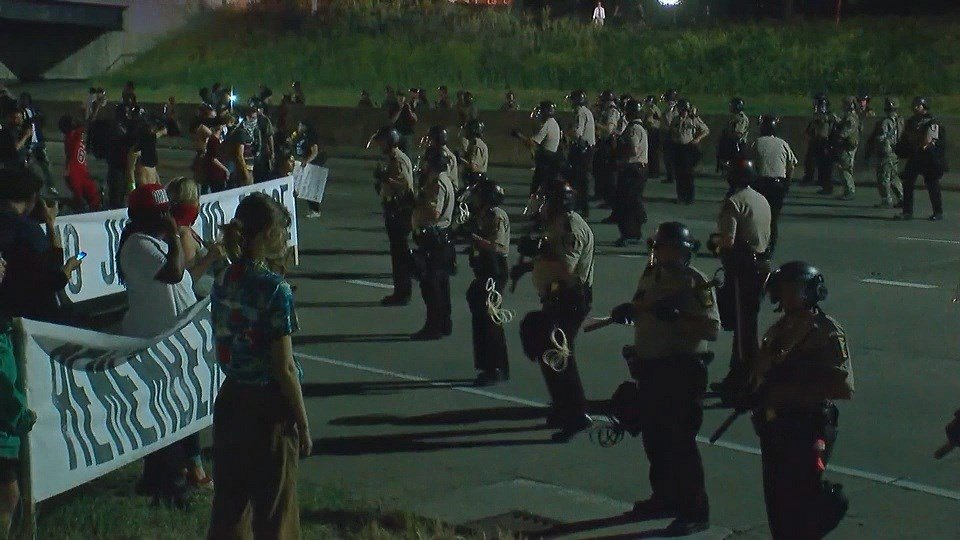 Thousands Protest Acquittal of Officer in Fatal Shooting of Philando Castile