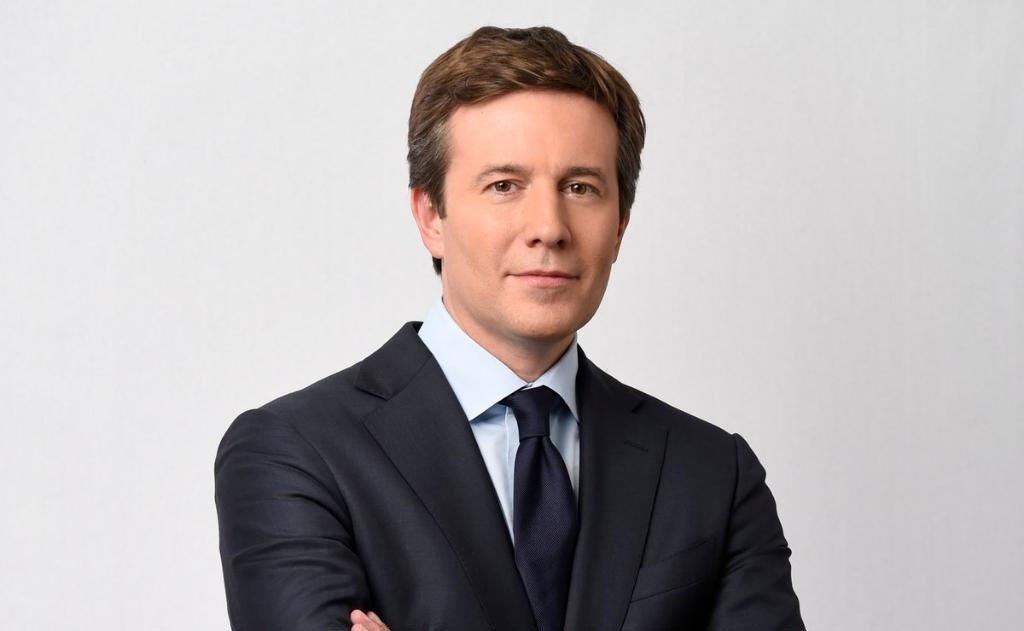 Jeff Glor named 'CBS Evening News' anchor