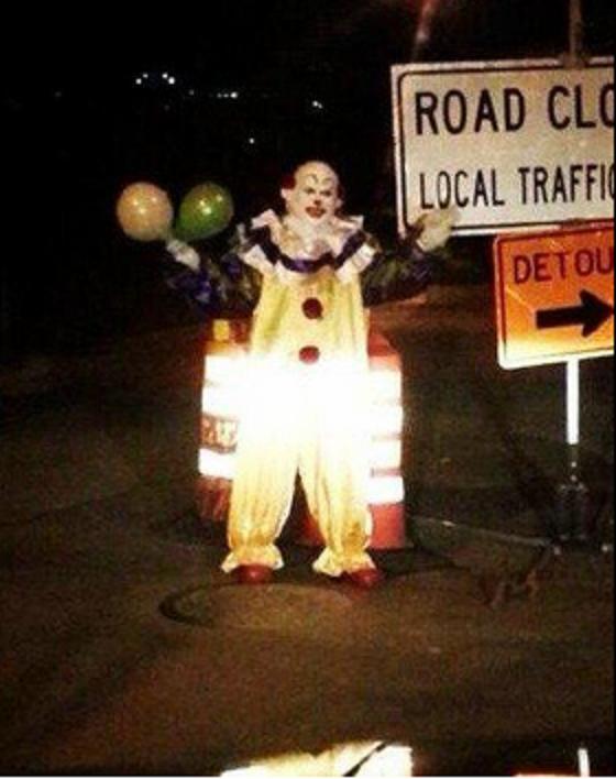 Staten Island Clown Sightings