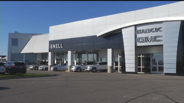 Keyc hometown business connection snell motors for Snell motors used cars