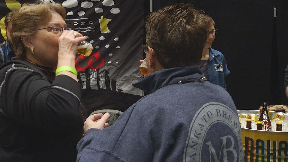 Keyc home for Mankato craft beer expo