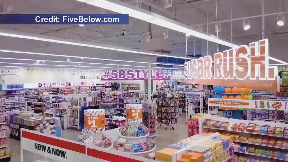 New Discount Chain Five Below To Open In Mankato Keyc Com
