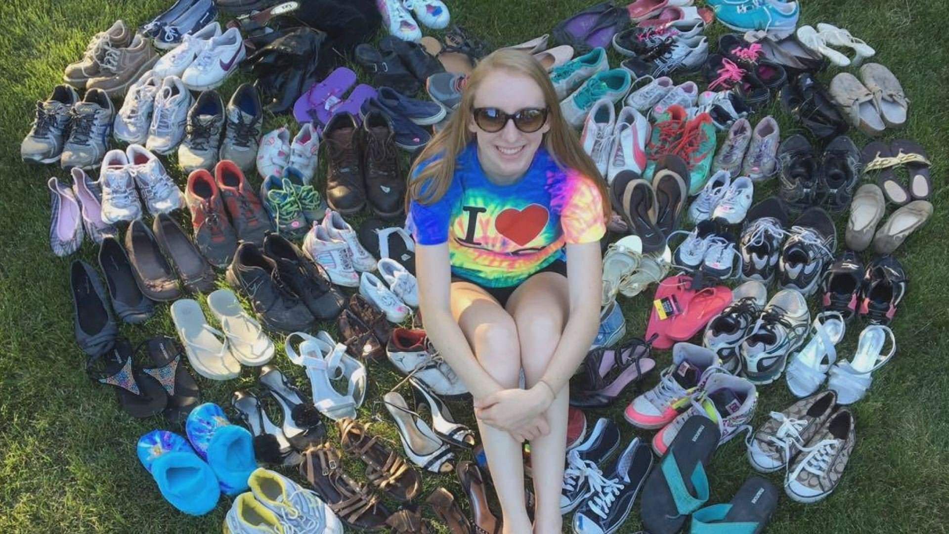 Redwood falls teen is october good person video included