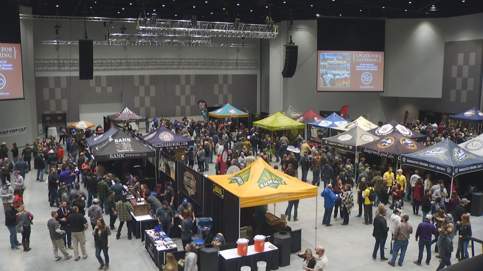 Mankato craft beer expo draws another huge crowd for Mankato craft beer expo