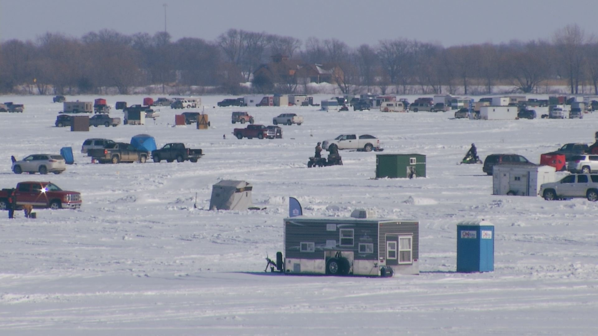 Big bobber tournament expands changes names for Ice fishing tournaments mn