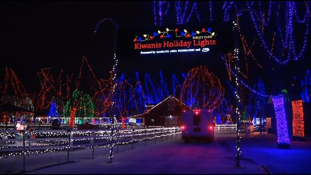 Thousands Of People Will Soon Make The Trek To Sibley Park For The 4th  Annual Kiwanis Holiday Lights Show.